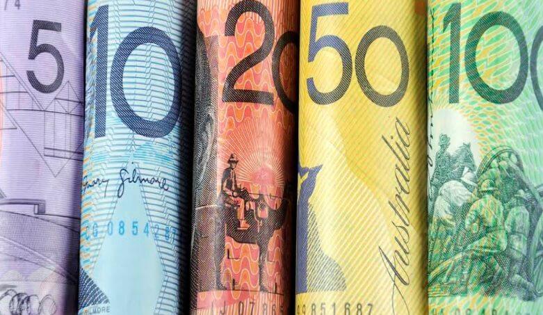 Dollar index is testing 97.5. Market sentiment sounds quite bullish? Good to Aussie